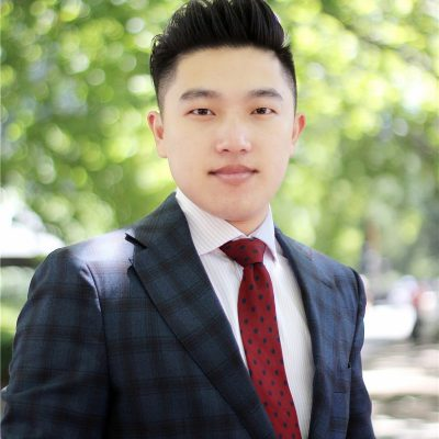 Eddie Xu - Business Development Manager