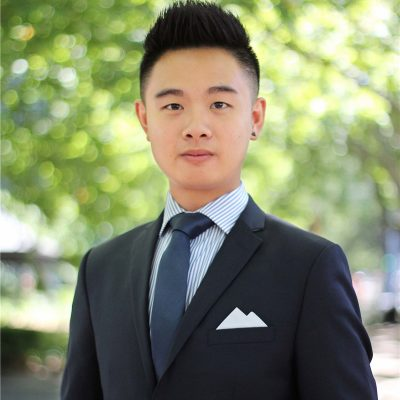 Eric Chen - Property Specialist