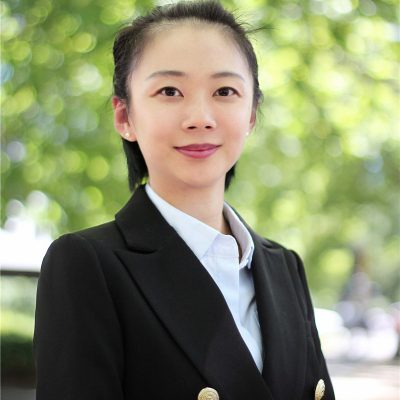 Joanna Wen - Project Managing Director