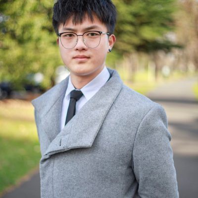 Eric Lu - Property Specialist