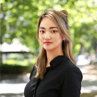 Vicky Chen - Property Specialist